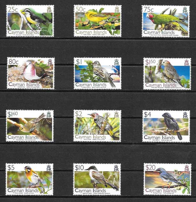 selos fauna Isla Caimán 2006