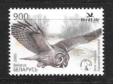 sellos fauna Bielorrusia 2005