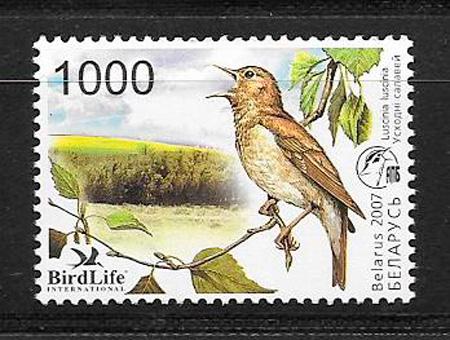 sellos fauna Bielorrusia 2004