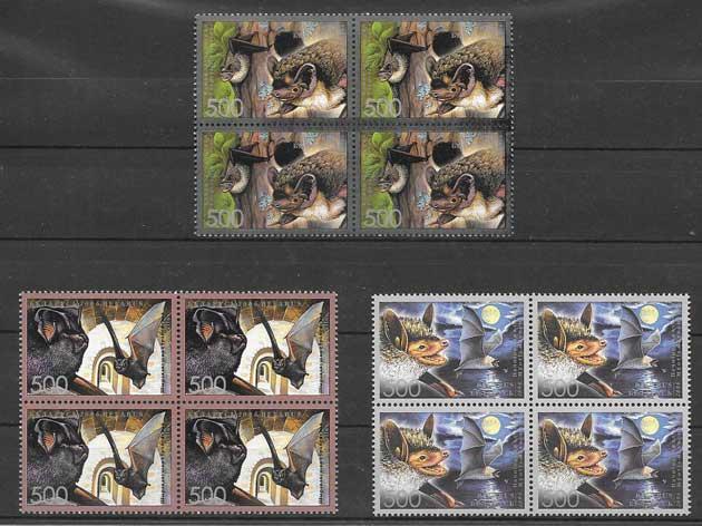 fauna - murciélagos del país