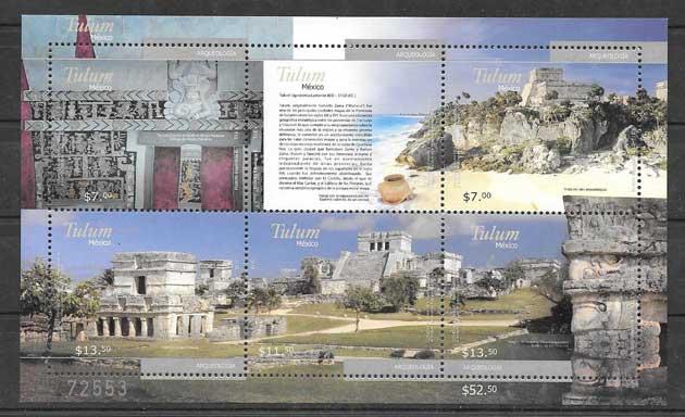 Sellos Arqueología del país 2012