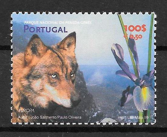 colección sellos Europa 1999