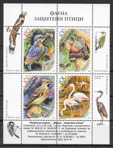 sellos fauna Bulgaria 2006