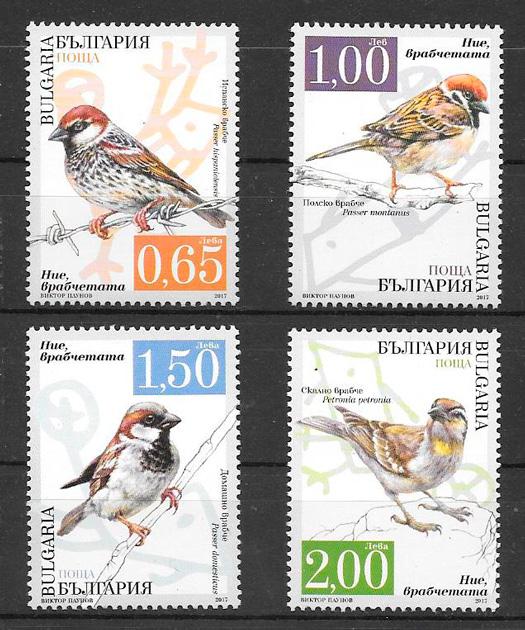 sellos fauna Bulgaria 2017