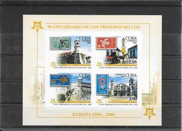 Estampillas Cuba-2005-04
