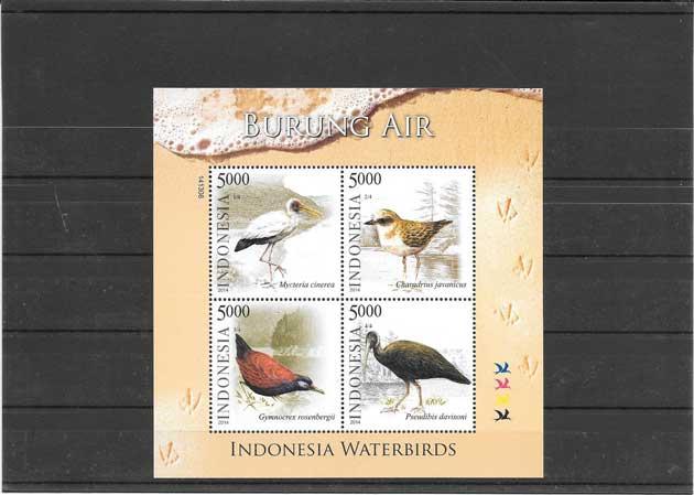 Sellos fauna Indonesia-2014-01