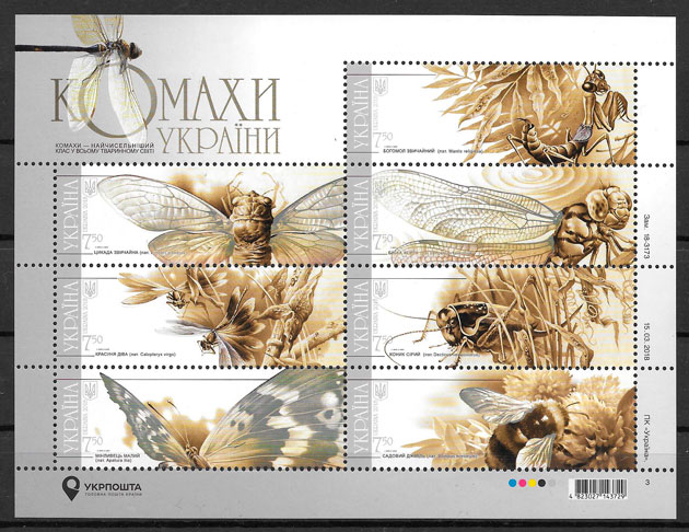 sellos fauna Ucrania 2018