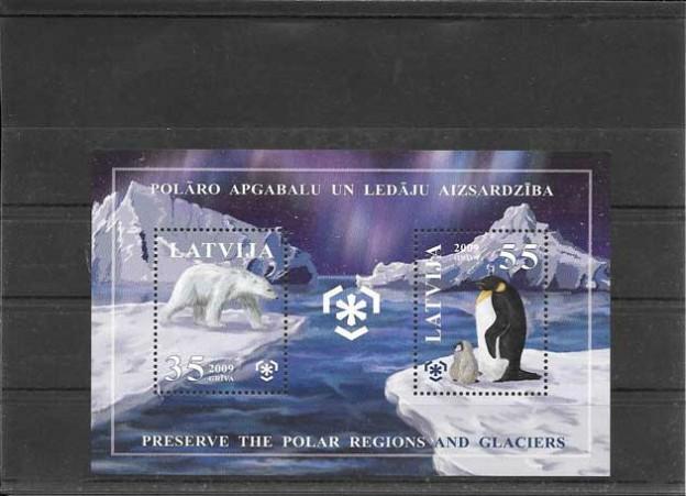 fauna protección zonas polares