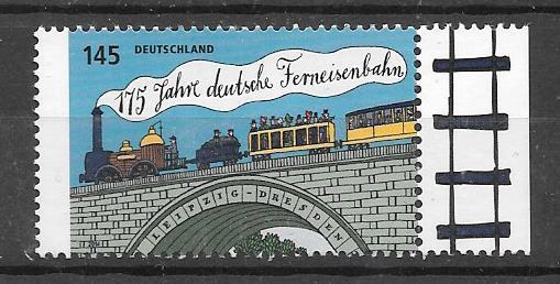 Filatelia transporte ferroviario 2014