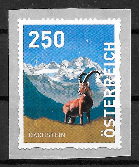 sellos fauna Austria 2017