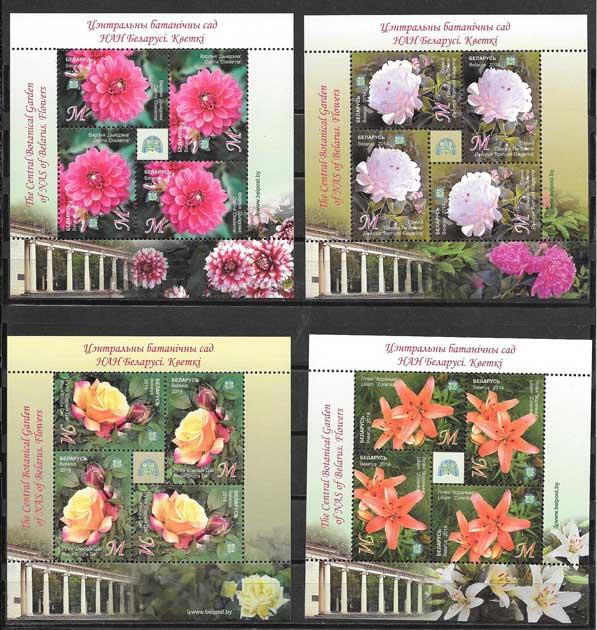 flora diversa del país