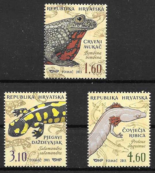 sellos fauna Croacia 2013