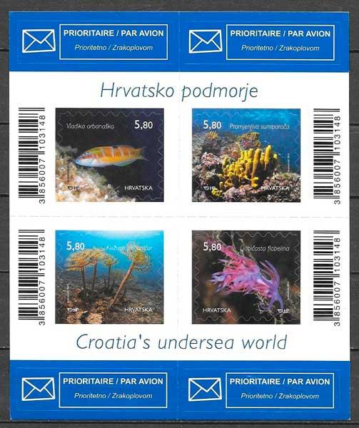 sellos fauna Croacia 2014
