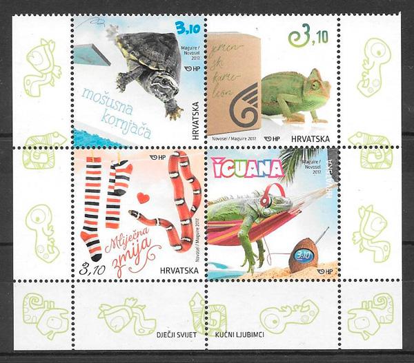 sellos fauna Croacia 2017