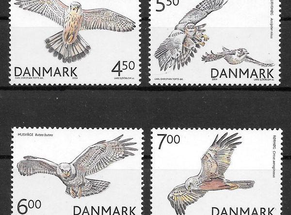 selos fuana Dinamarca 2004