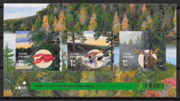 sellos fauna Finlandia 2010