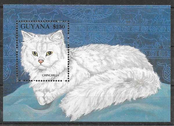 Guyana-1992-07-fauna