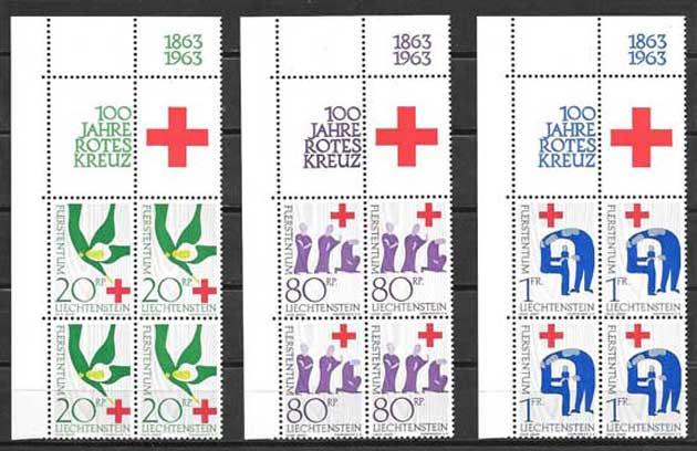 Colección sellos Liestenten-1963-01