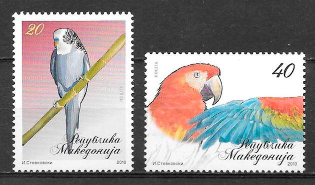 sellos fauna Macedonia 2009