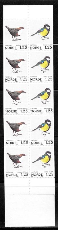 sellos fauna Noruega 1980