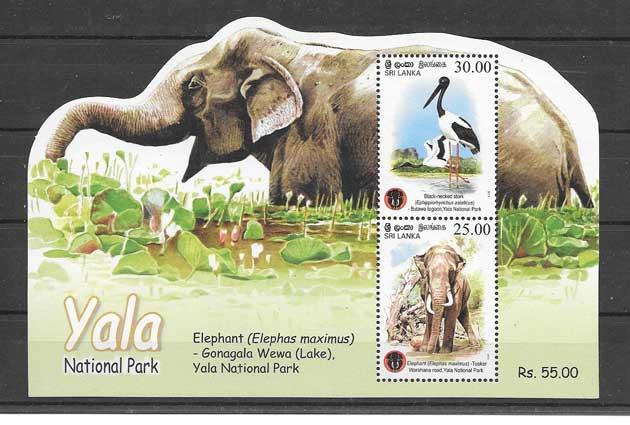 Sellos Sri-Lanka-2013-02