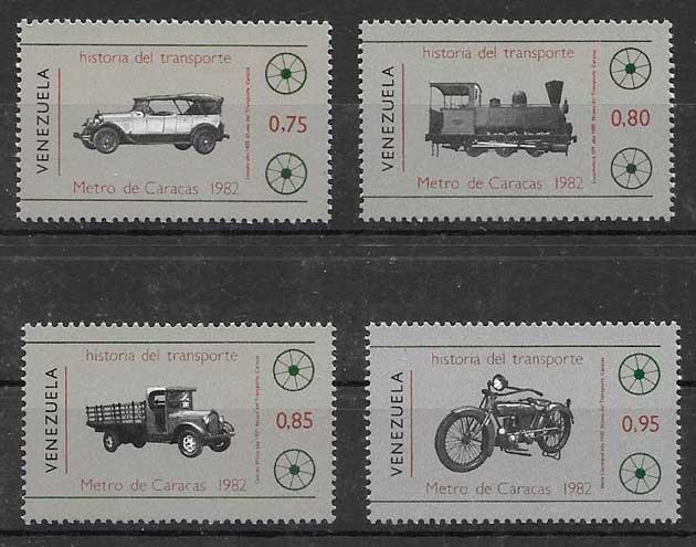 colección sellos Venezuela 1983