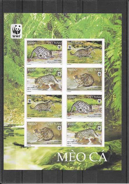 Colección sellos Viet-Nam-2010-02