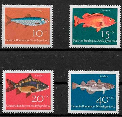 Alemania-1964-00-fauna