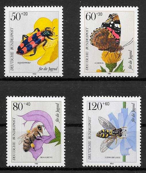 Alemania-1984-02-fauna