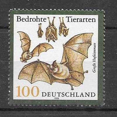 Sellos Filatelia Alemania-1999-02