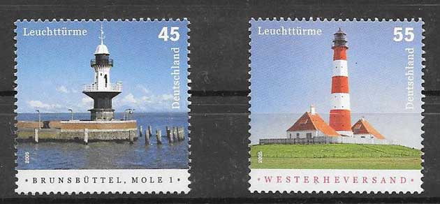 Sellos Alemania-2005-01