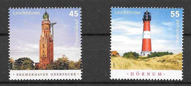 Sellos Alemania-2007-01