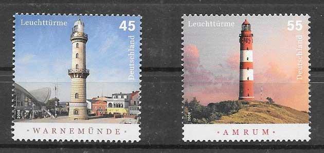 Sellos Alemania-2008-01