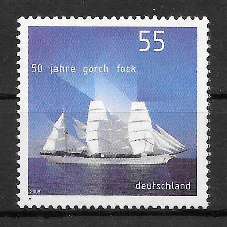 sellos transporte Alemania 2008