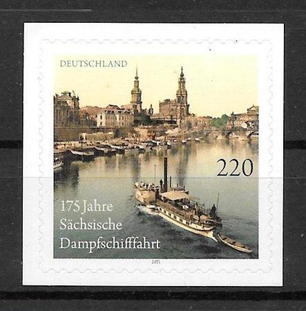 sellos transporte Alemania 2011