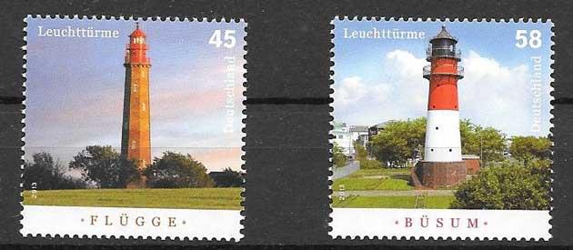 Colección Sellos Alemania-2013-01