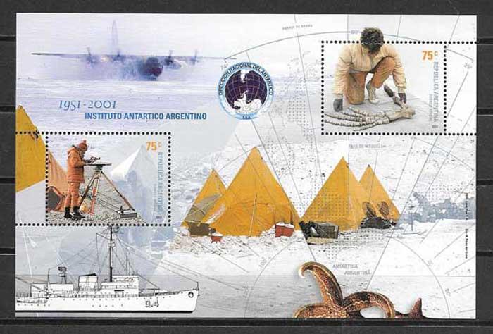 sellos transporte Argentina 2001