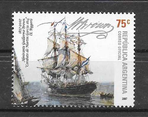 sellos transporte Argentina