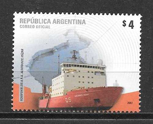 sellos transporte Argentina 2007