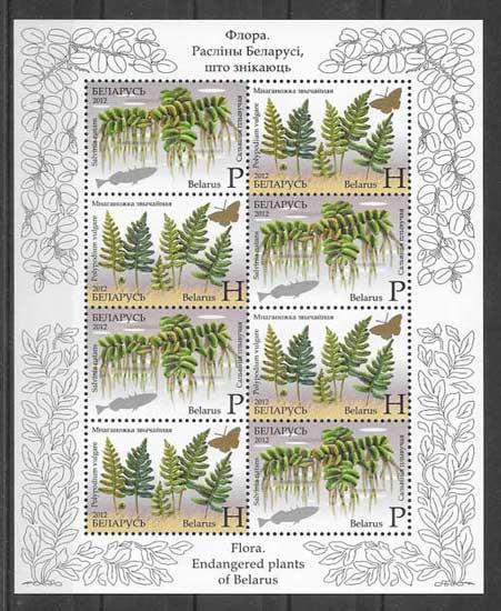 Colección sellos Bielorrusia-2012-01