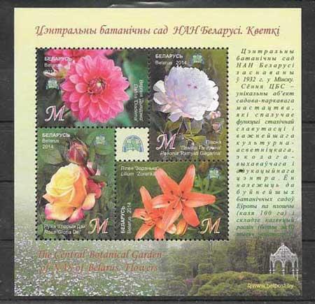 Colección sellos Bielorrusia-2014-02