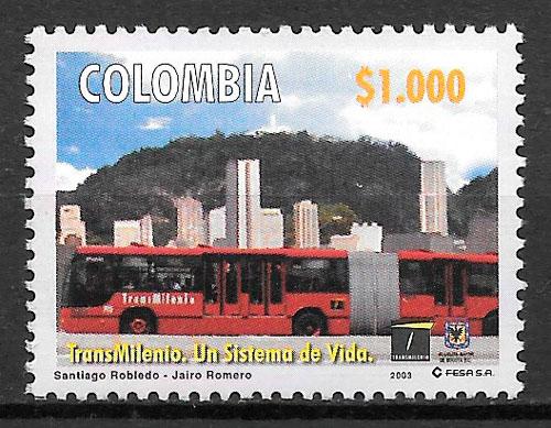 sellos transporte Colombia 2003