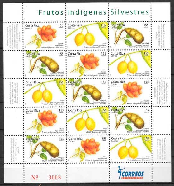 Costa-Rica-2006-08-flora