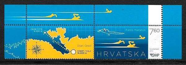 sellos faros Croacia 2013