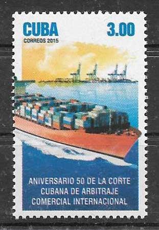 sellos transporte Cuba 2015