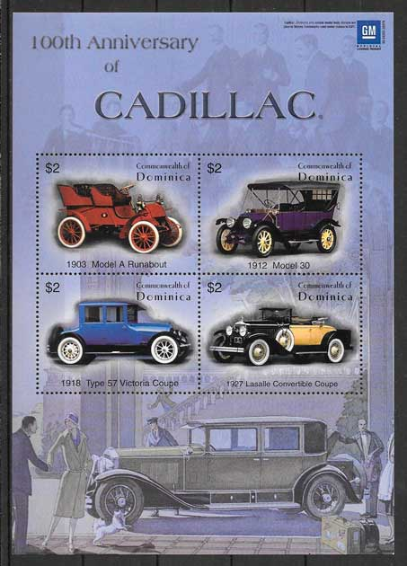 sellos transporte Canadá 2003