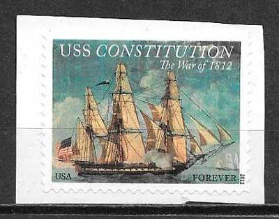 sellos transporte EE:UU 2012