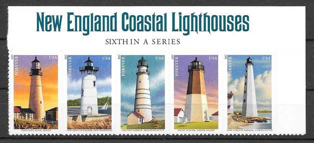 Colección sellos Estados-Unidos-2013-01