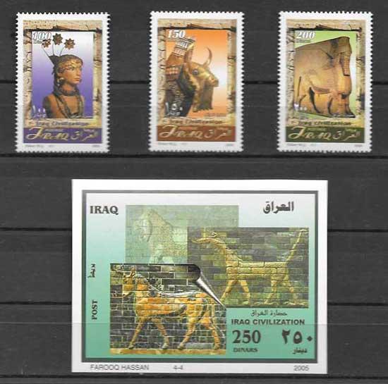 Sellos Iraq-2006-01