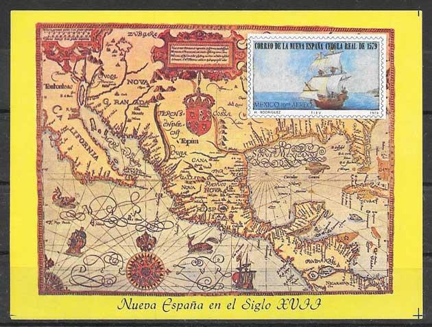 sello transporte México 1979